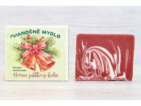 vianocne mydlo jablkovy kolac zvoncek 1