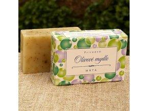 olivove mydlo mata