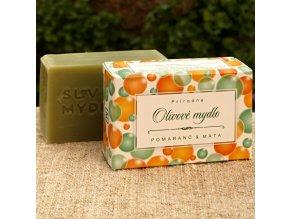Olivove mydlo mata pomaranc 4