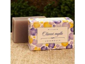 olivove mydlo levandula 3