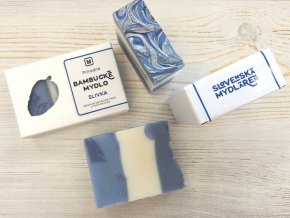 bambucke mydlo modre slivka
