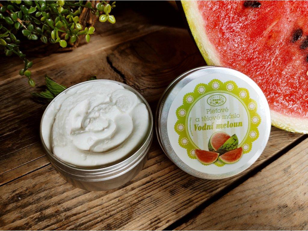 Vodní meloun šlehané máslo 80 ml
