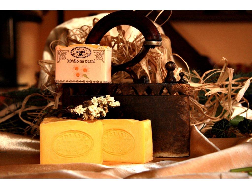 Mýdlo na praní / na kalíšek 100 g s parfemací