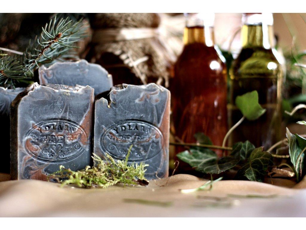 přírodní mýdlo Mumio - zázračná příroda