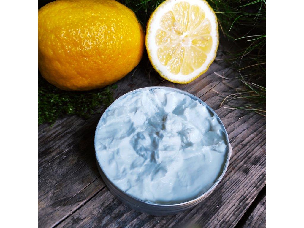 Přírodní kondicionér na vlasy Kokos + citron 300ml - rodinné balení