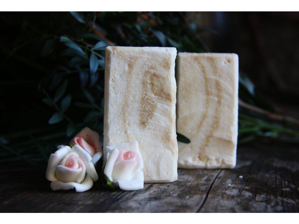 Přírodní solné mýdlo ICHTAMOL + ZINEK
