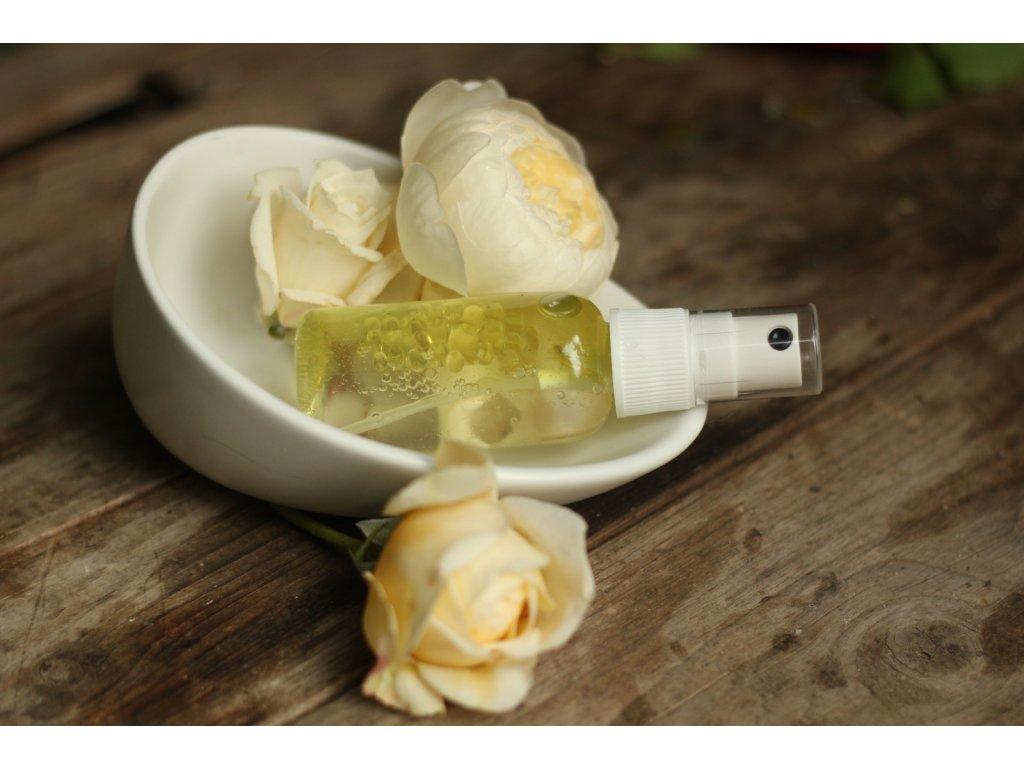 RŮŽOVÁ ROSA  tělový hydrofilní olej
