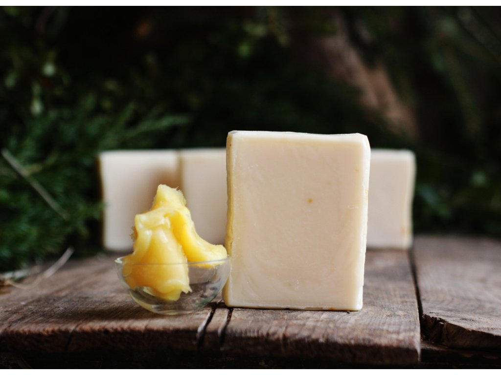 Lanolín mýdlo na praní