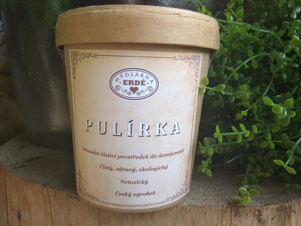 Pulírka 250 g přírodní čistič na povrchy