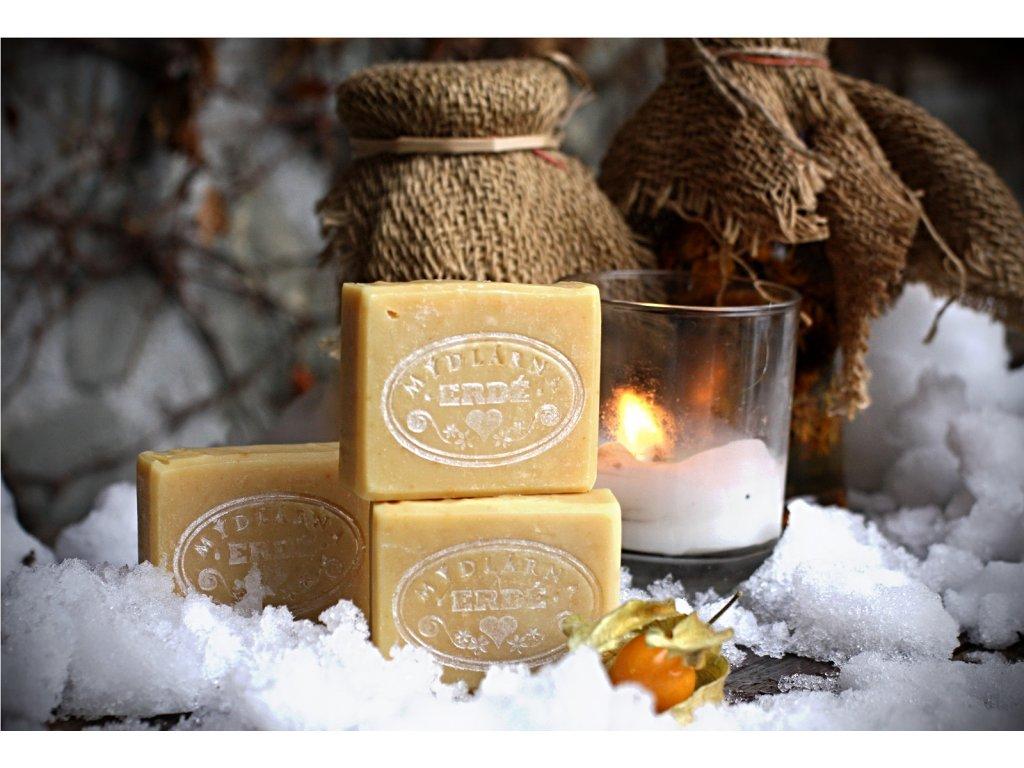 Přírodní mýdlo Norkové 65 g