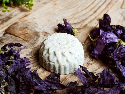 Stříbrný sléz maurský přírodní šampuk 20 g