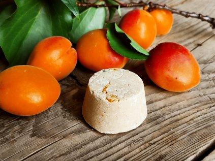 Meruňka a hedvábí šampuk s kondicionérem 45 g