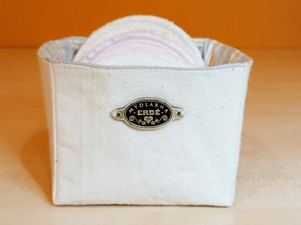 Natur box textilní odličovací tampony