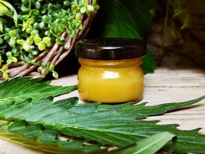 Konopný lanolin s panthenolem 30 ml