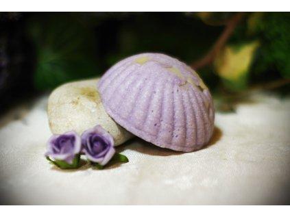 Šampuk Geránie s kondicionérem  přírodní šampon  20 g