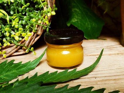 Konopný lanolin s panthenolem 100 ml