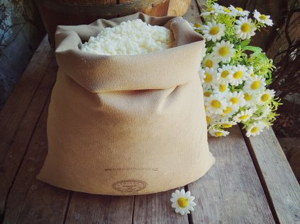 Kokosové vločky na praní s citrátem sodným 2 kg bez parfemace