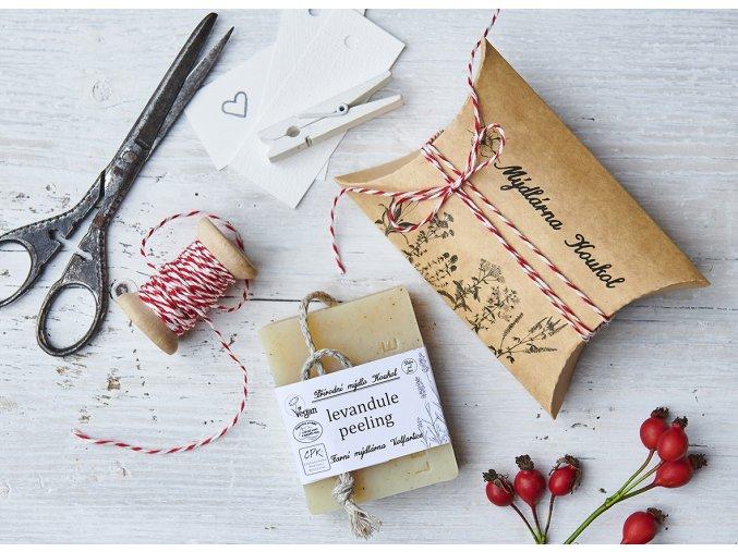 krabička vánoce www