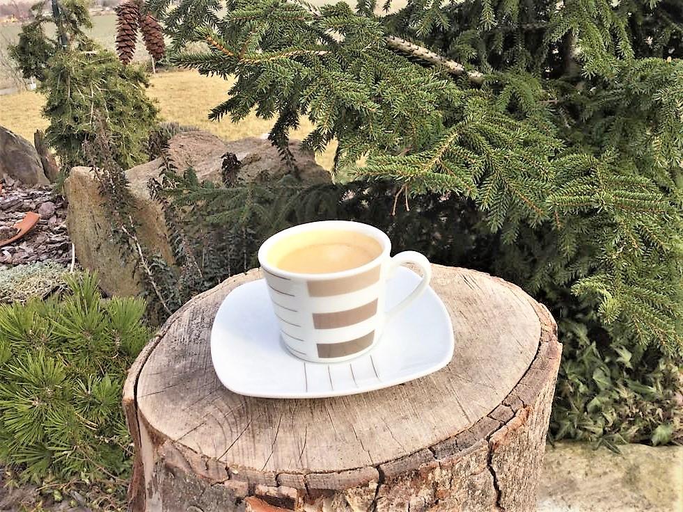 Máte rádi kávu?
