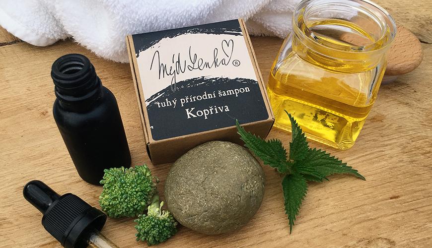 šampuk Kopřiva