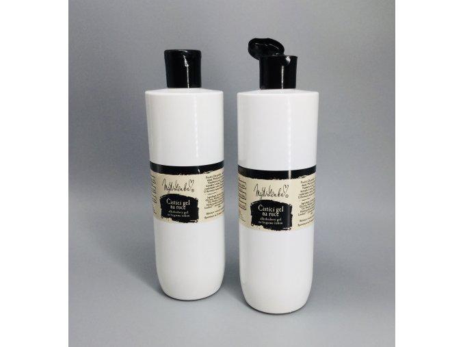 Čistící gel na ruce MýdLenka - výhodné balení