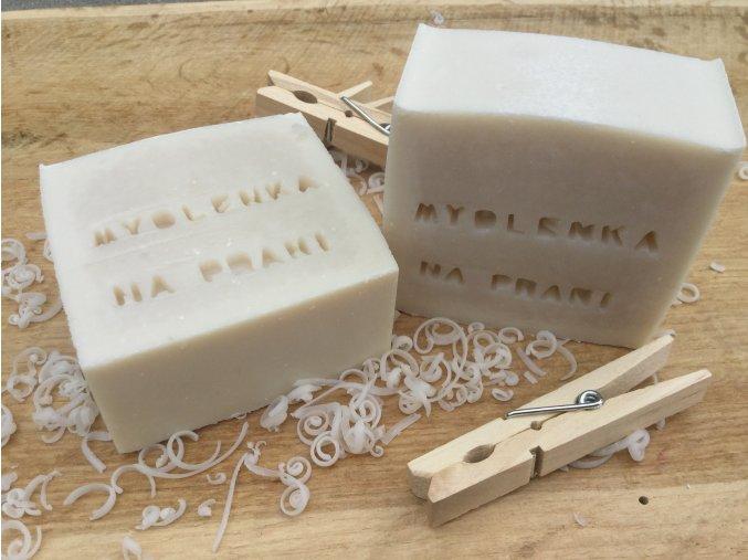 Mýdlo na praní MýdLenka s francouzským jílem Terre de Sommieresre