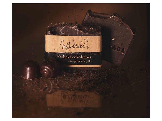 produkt pralinka čokoládová