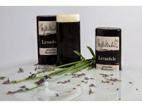 Přírodní deodorant Levandule MýdLenka bez solí hliníku