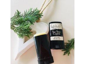 Přírodní deodorant Tea tree a cypřiš MýdLenka bez chemie