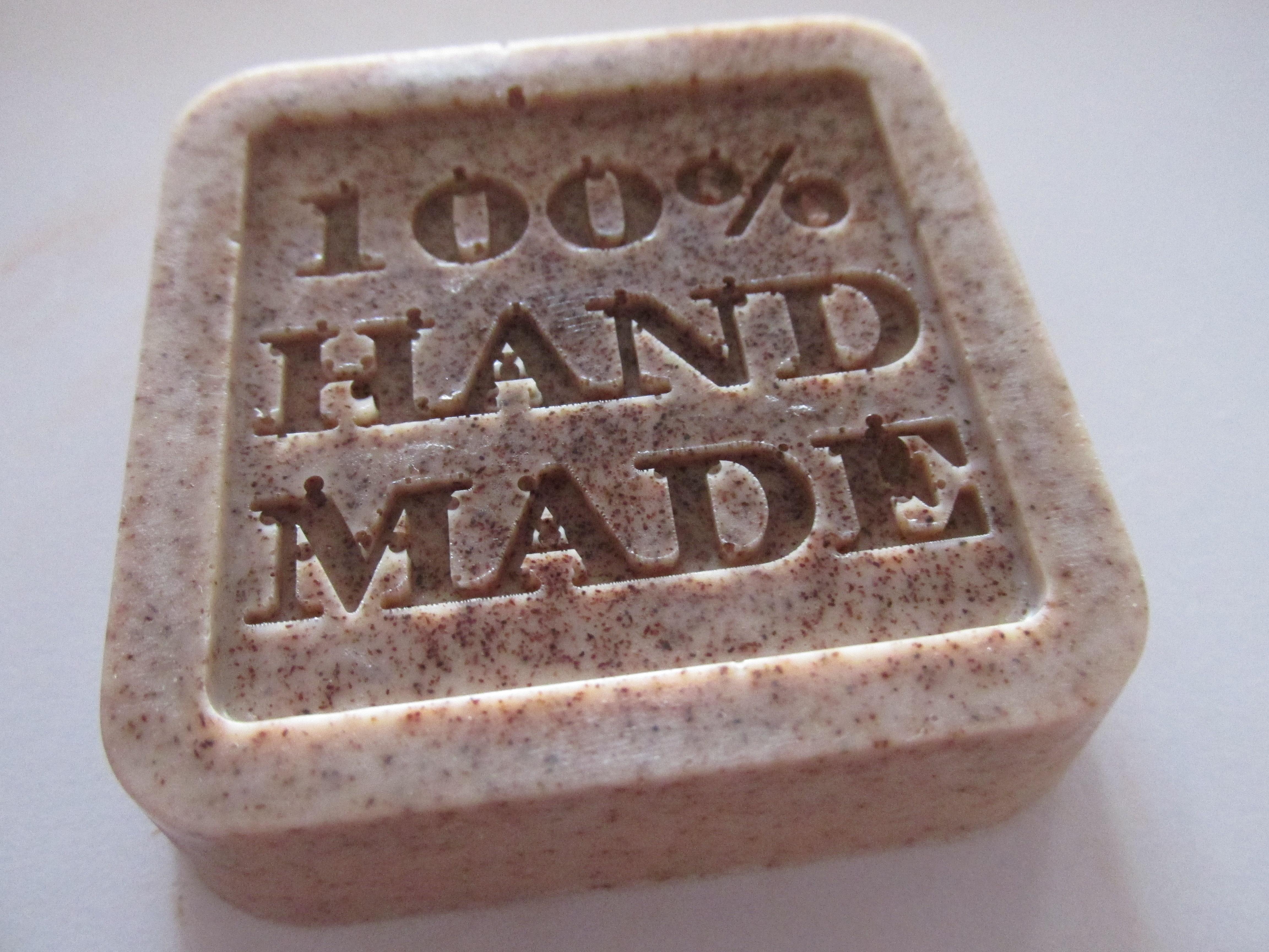 Škoricové mydlo