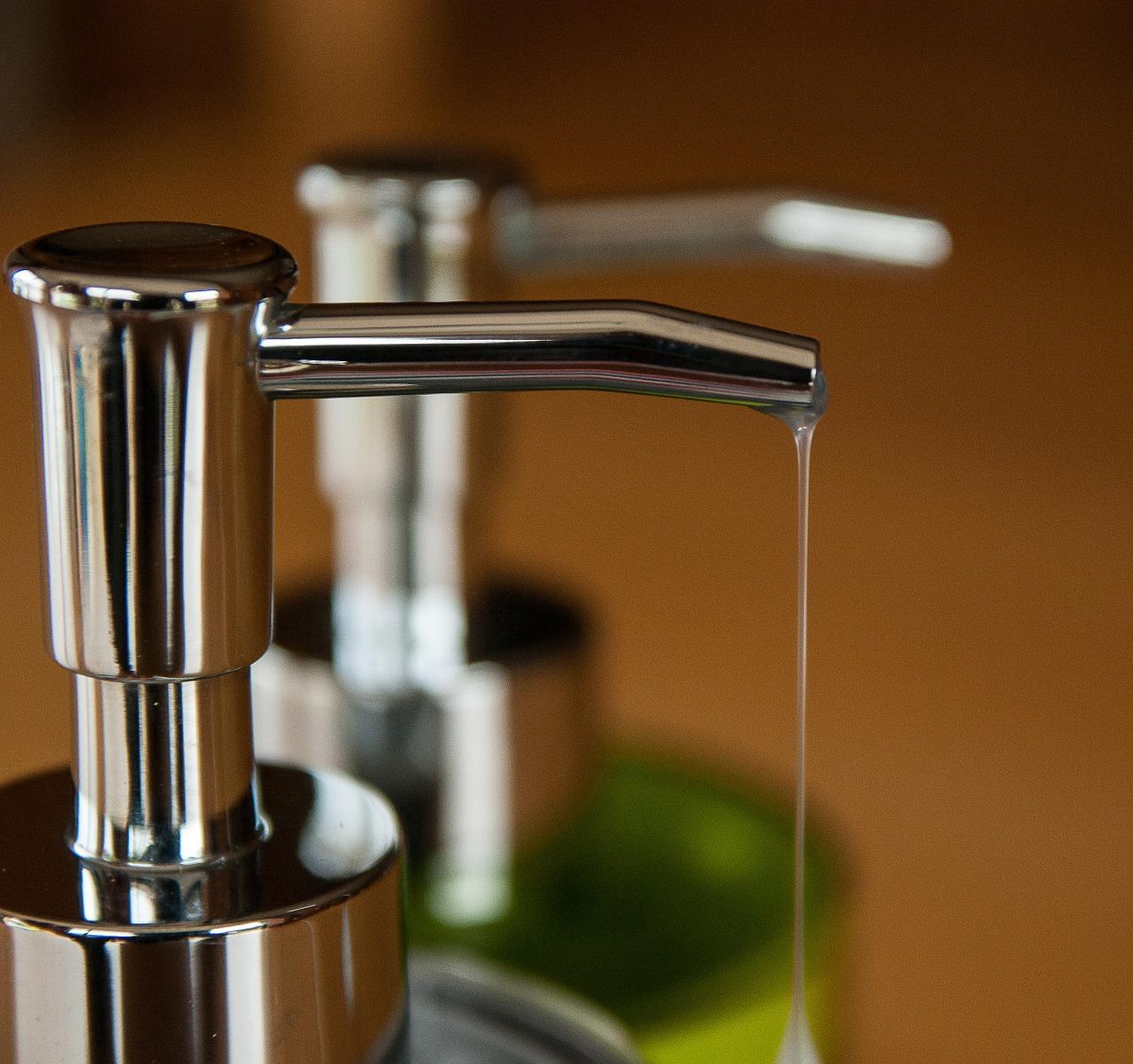 Ako si vyrobiť doma antibakteriálne mydlo
