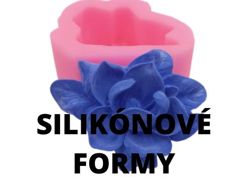 Silikónové formy