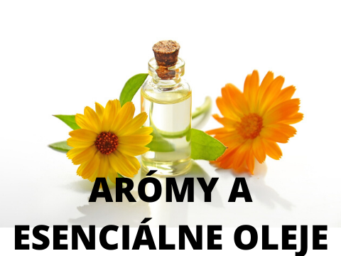 Arómy a esenciálne oleje