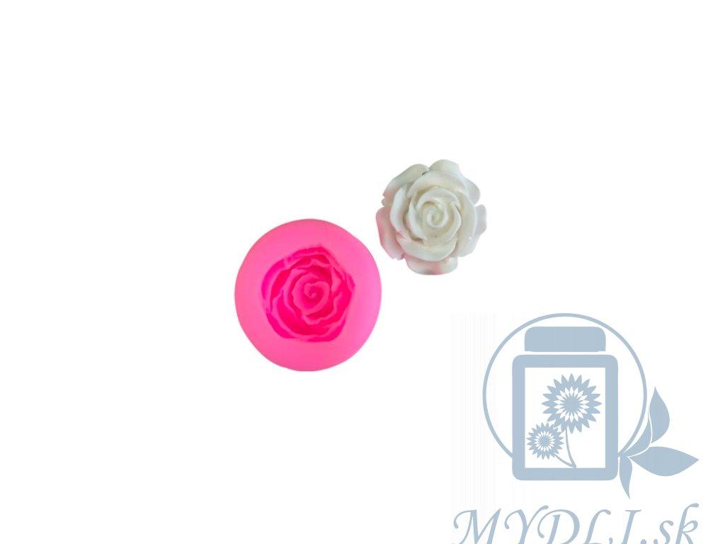 mini ruža silikonova forma