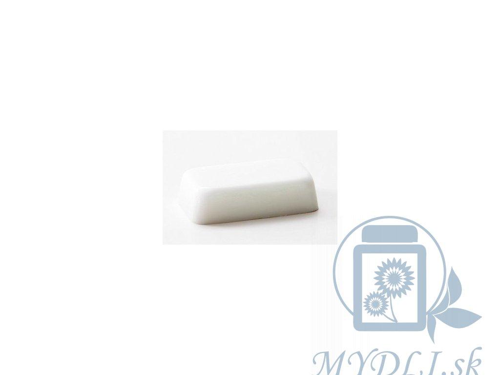 nerosiaca mydlova hmota biela