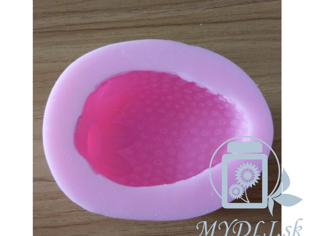 silikónová forma jahoda