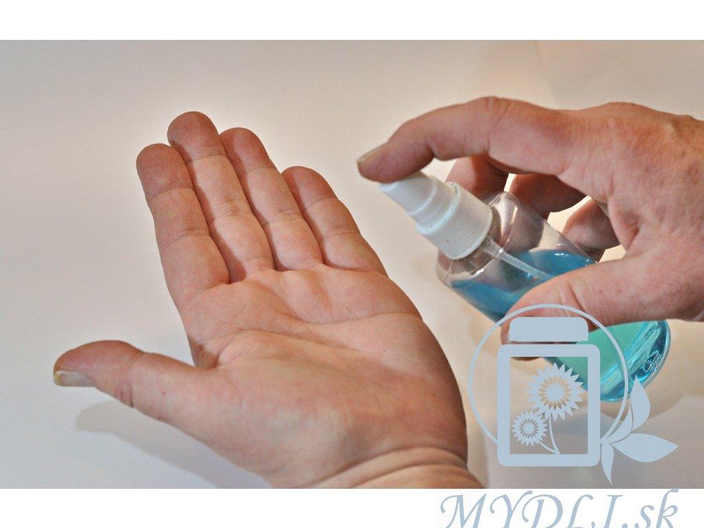 dezinfekcia isopropylalkohol
