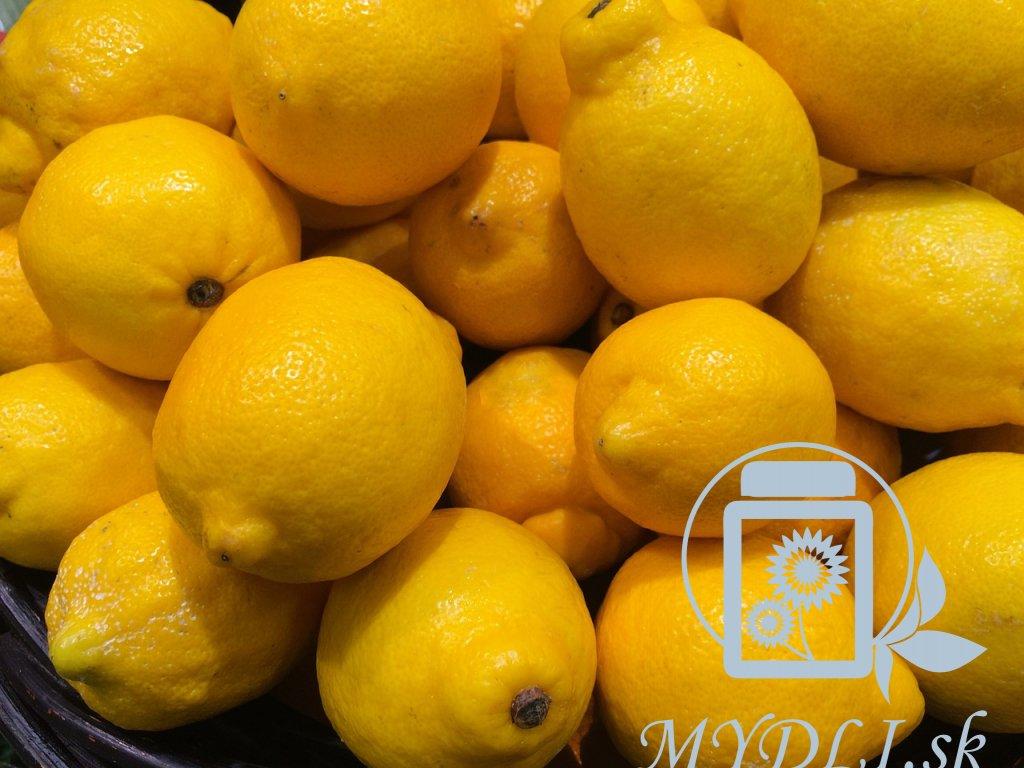 citron esencialny olej