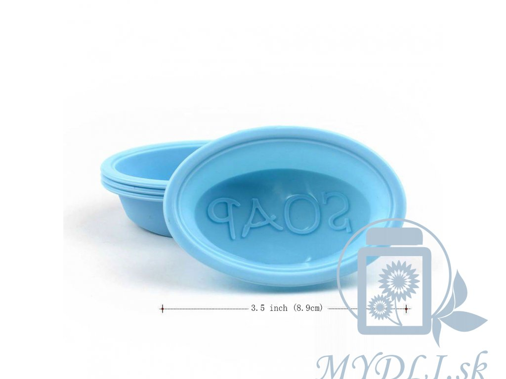 Silikonova forma na vyrobu mydla SOAP napis