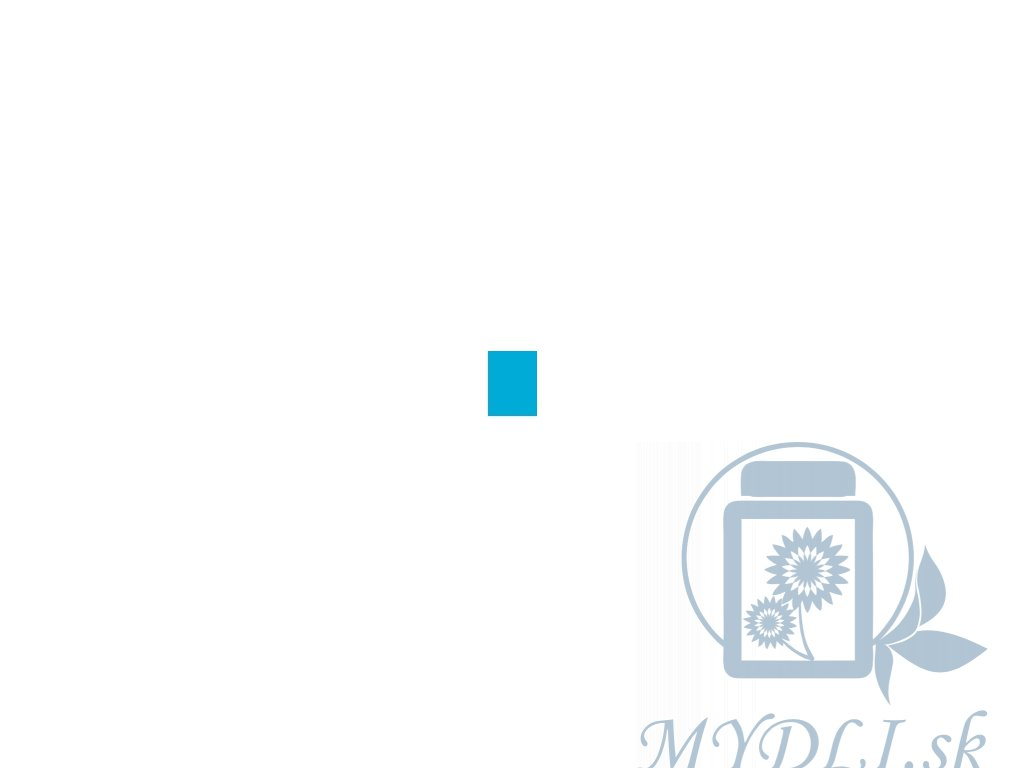modra farba food blue 5