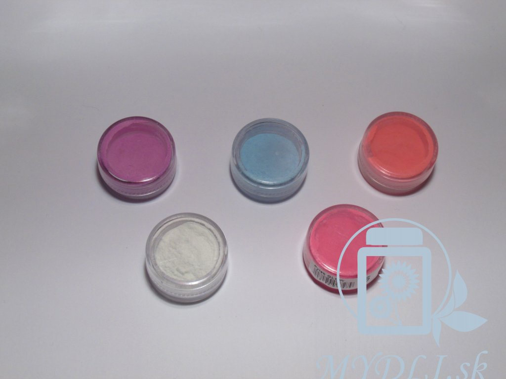 fosforove farby mydli