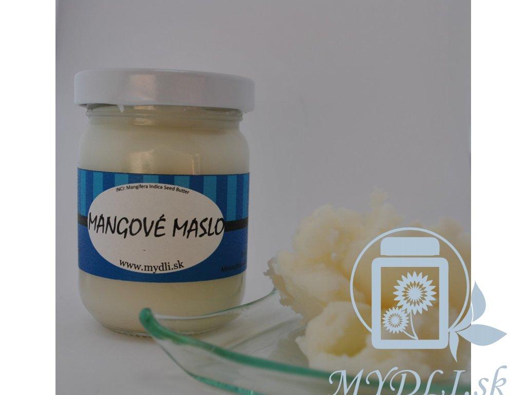 Mangové maslo