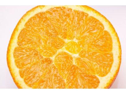 pomaranc esencialny olej