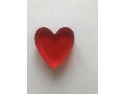 Silikónová forma srdce