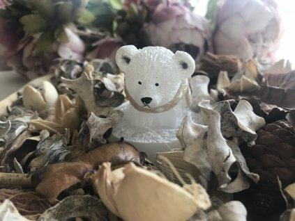 Polárny medveď silikónová forma