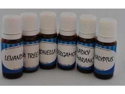 esencialne oleje balicek