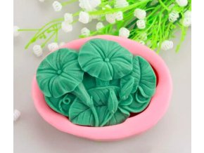 Silikónová forma na výrobu mydla kvety KALA