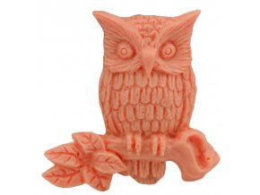 3d Owl Cake Decorative Silicone Mold Candy Chocolate Fudge Diy Baking Mold Soap Kitchen Accessories Formas (1)