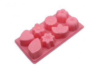 silikónová forma na výrobu mydla