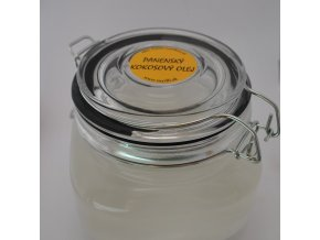 Špeciálna edícia Kokosový panenský olej